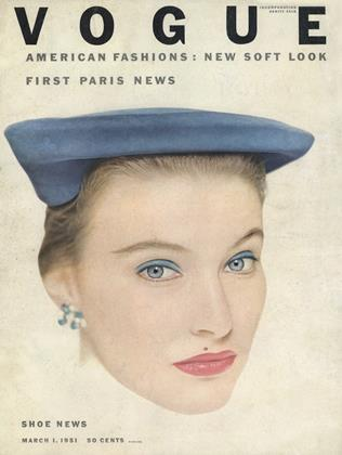 Cover for the March 1 1951 issue