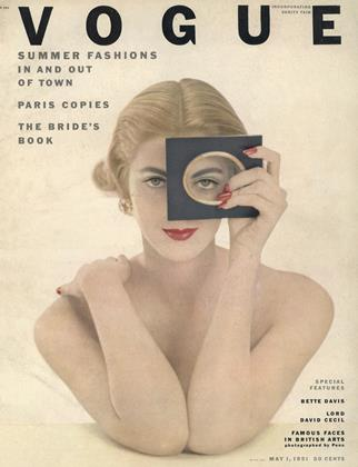Cover for the May 1 1951 issue