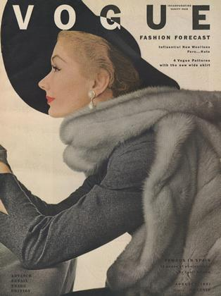 Cover for the August 1 1951 issue