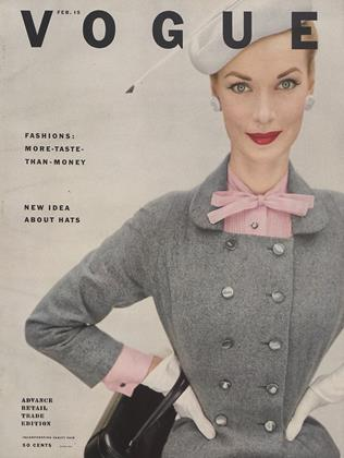 Cover for the February 15 1952 issue