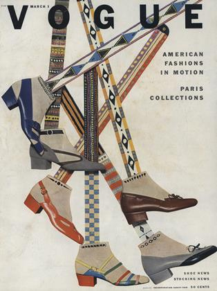 Cover for the March 1 1952 issue