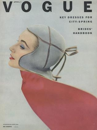 Cover for the April 1 1952 issue