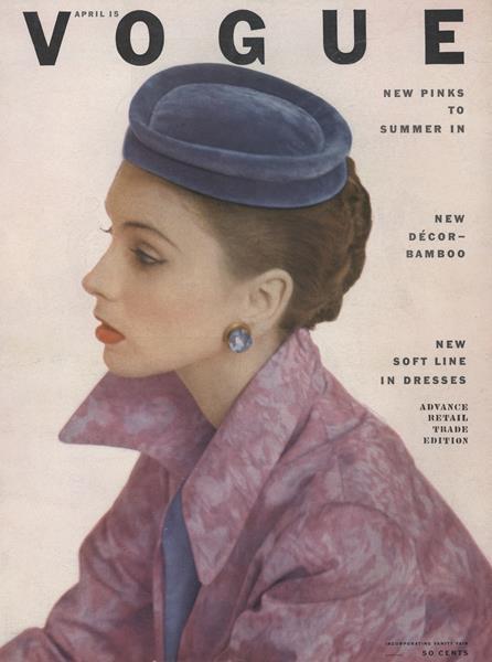 Issue: - April 15 1952 | Vogue