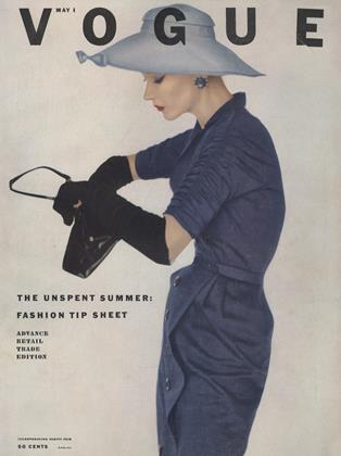 Cover for the May 1 1952 issue
