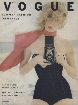 Cover for the May 15 1952 issue