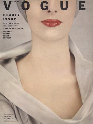 Cover for the October 15 1952 issue