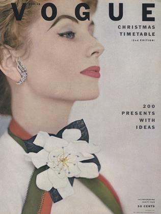 Cover for the November 15 1952 issue