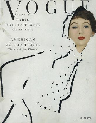 Cover for the March 1 1953 issue