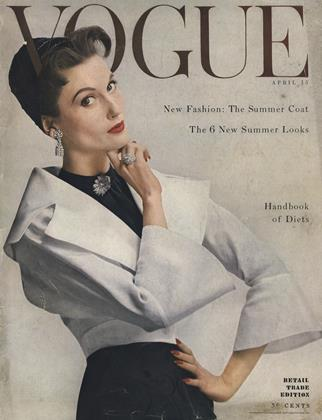 Cover for the April 15 1953 issue