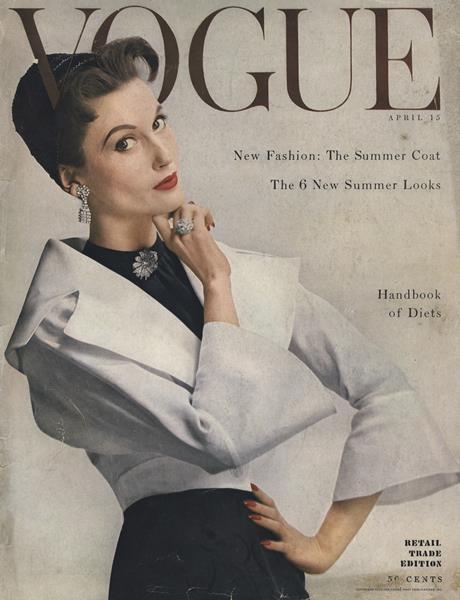 Issue: - April 15 1953 | Vogue