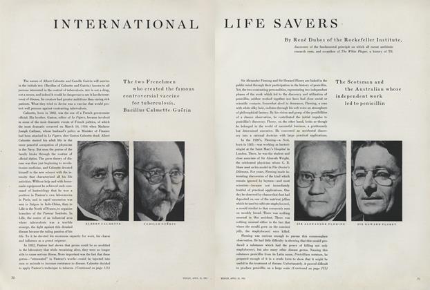 International Life Savers