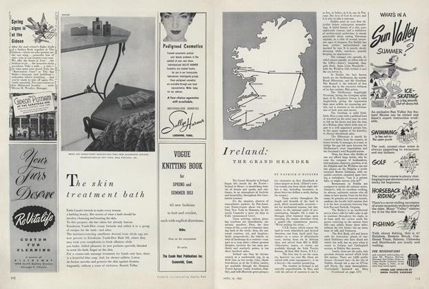 Ireland: The Grand Meander
