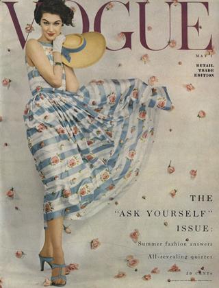 May 1, 1953 | Vogue