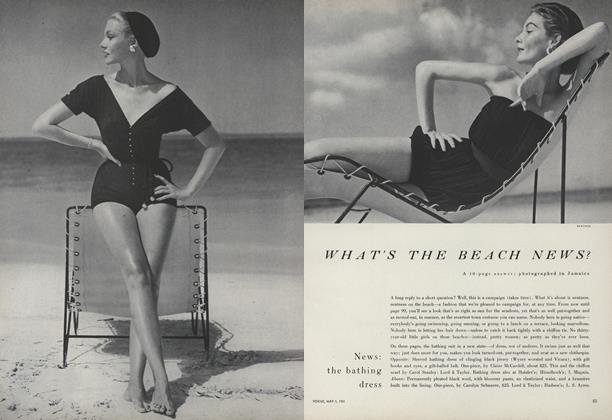 What's the Beach News?