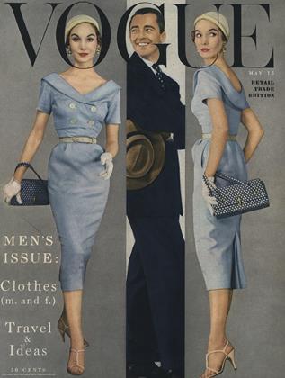 May 15, 1953 | Vogue