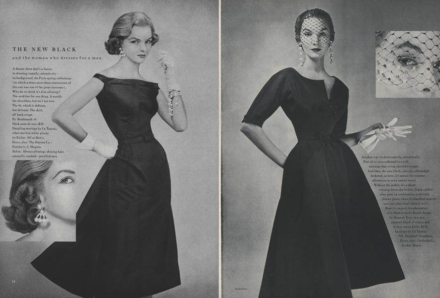 The New Black: and the Woman Who Dresses for a Man