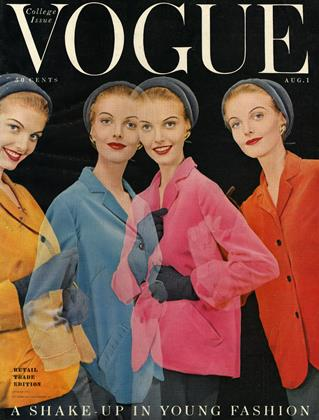 Cover for the August 1 1953 issue
