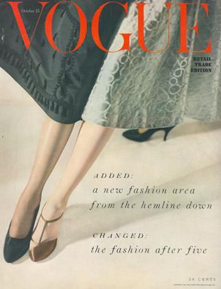 Cover for the October 15 1953 issue