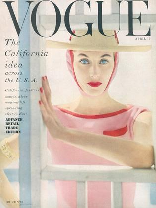 Cover for the April 15 1954 issue