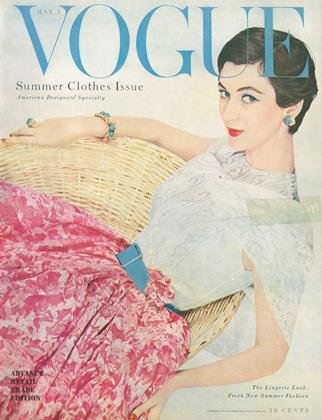 Cover for the May 1 1954 issue