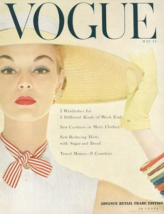 Cover for the May 15 1954 issue