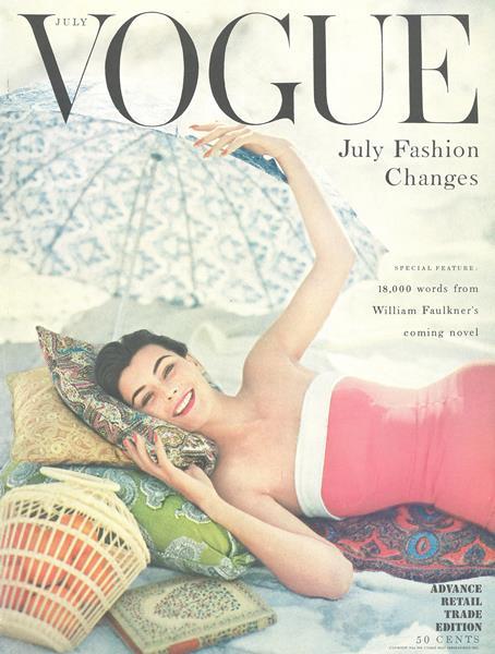 Issue: - July 1954 | Vogue