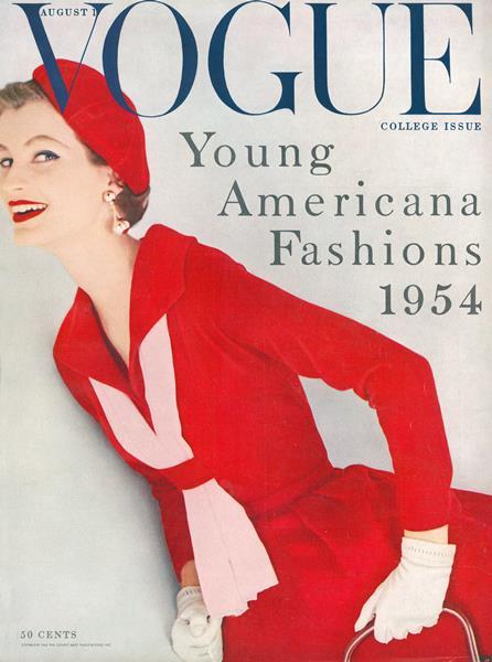 Issue: - August 1 1954 | Vogue