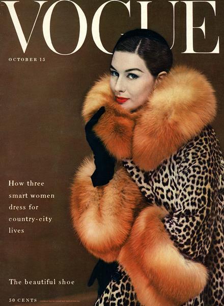 Issue: - October 15 1954   Vogue