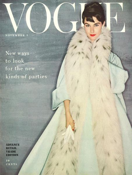 Issue: - November 1 1954 | Vogue