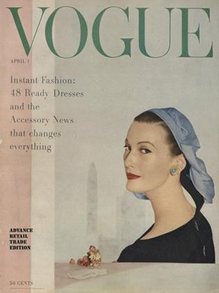 Cover for the April 1 1955 issue