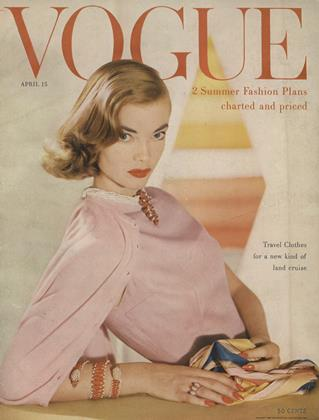 Cover for the April 15 1955 issue