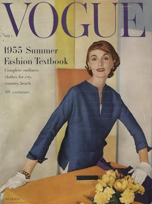 Cover for the May 1 1955 issue
