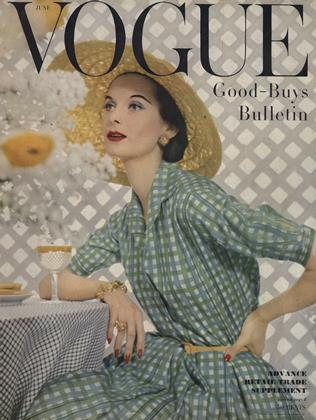 Cover for the June 1955 issue