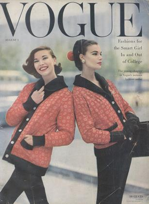 Cover for the August 1 1955 issue