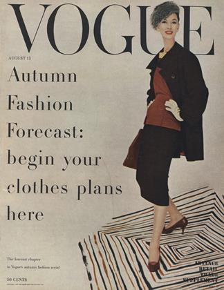 Cover for the August 15 1955 issue