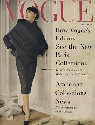 Cover for the September 1 1955 issue