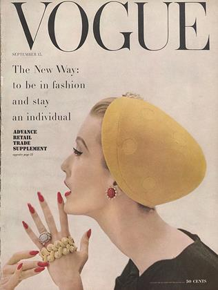 Cover for the September 15 1955 issue