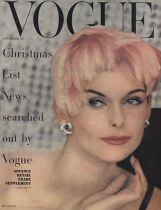 Cover for the November 15 1955 issue