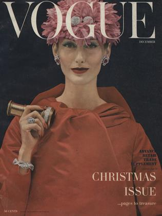 Cover for the December 1955 issue