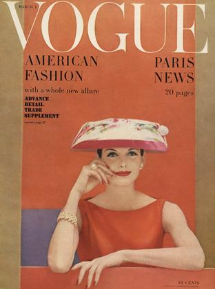 Cover for the March 1 1956 issue