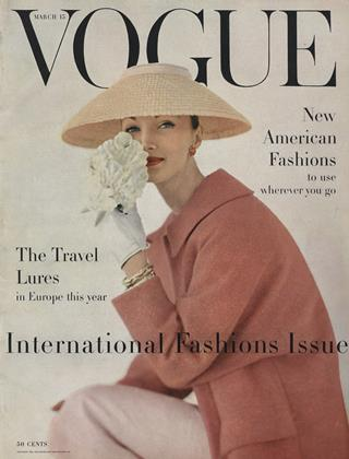 Cover for the March 15 1956 issue