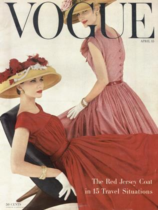 Cover for the April 15 1956 issue