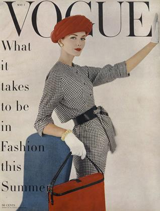 Cover for the May 1 1956 issue