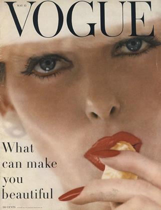 Cover for the May 15 1956 issue