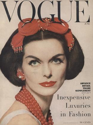 Cover for the June 1956 issue