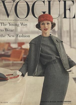 Cover for the August 1 1956 issue