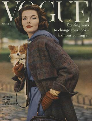 Cover for the August 15 1956 issue