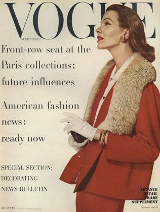 Cover for the September 1 1956 issue