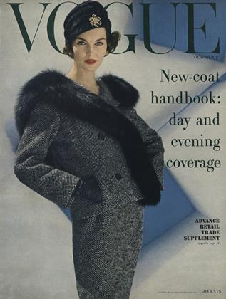 Cover for the October 1 1956 issue