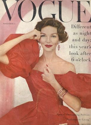 Cover for the November 1 1956 issue